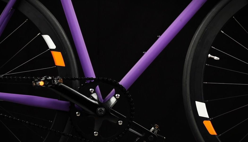 Ride Safer With This 360 Degree Bike Reflector Reflectors