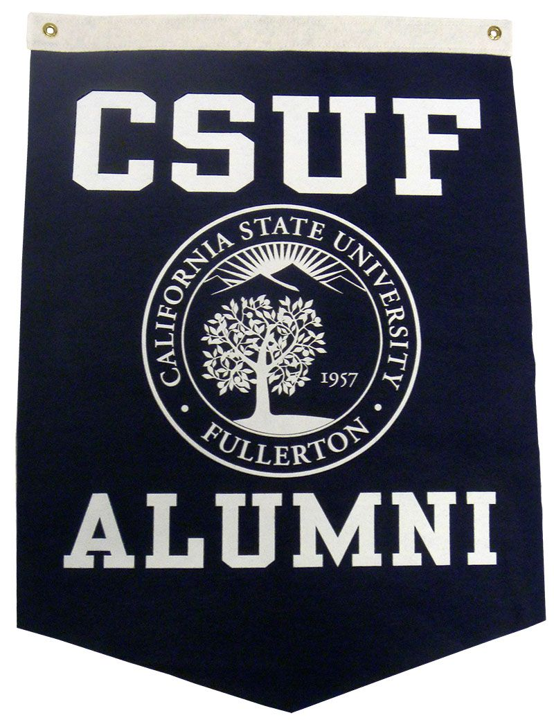 Csuf Alumni Banner After You Graduate Csuf Pinterest Banners