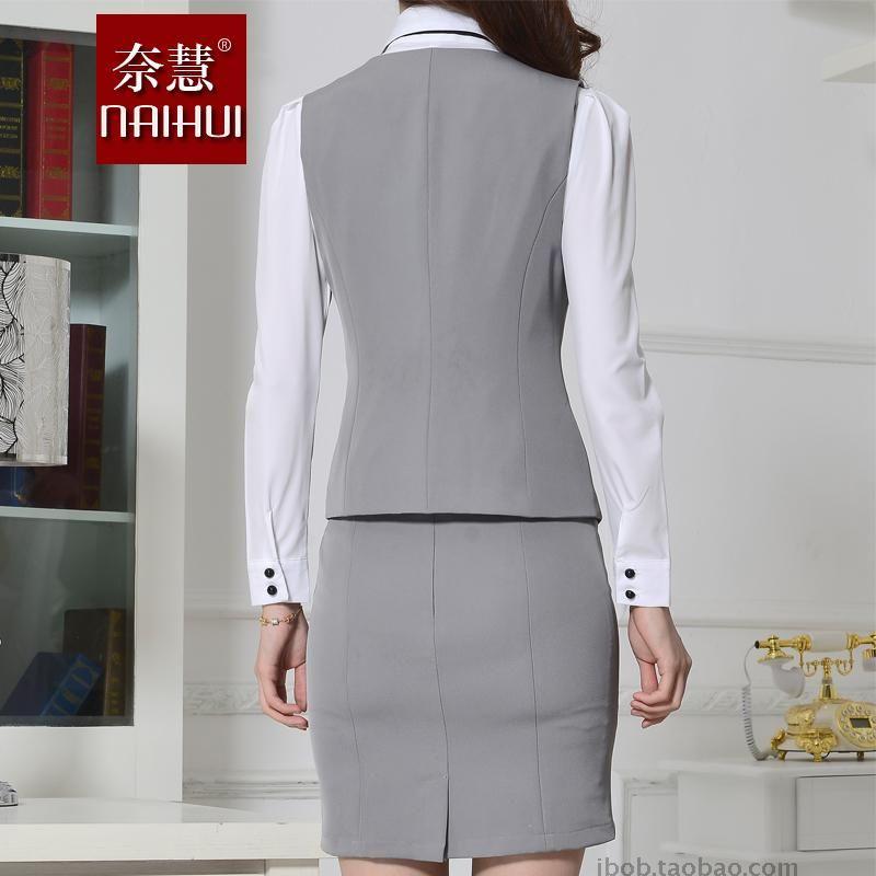 e949c3baf708 Aliexpress.com: Comprar Novedad moda primavera, ropa elegante para mujeres  profesionales y ejecutivas