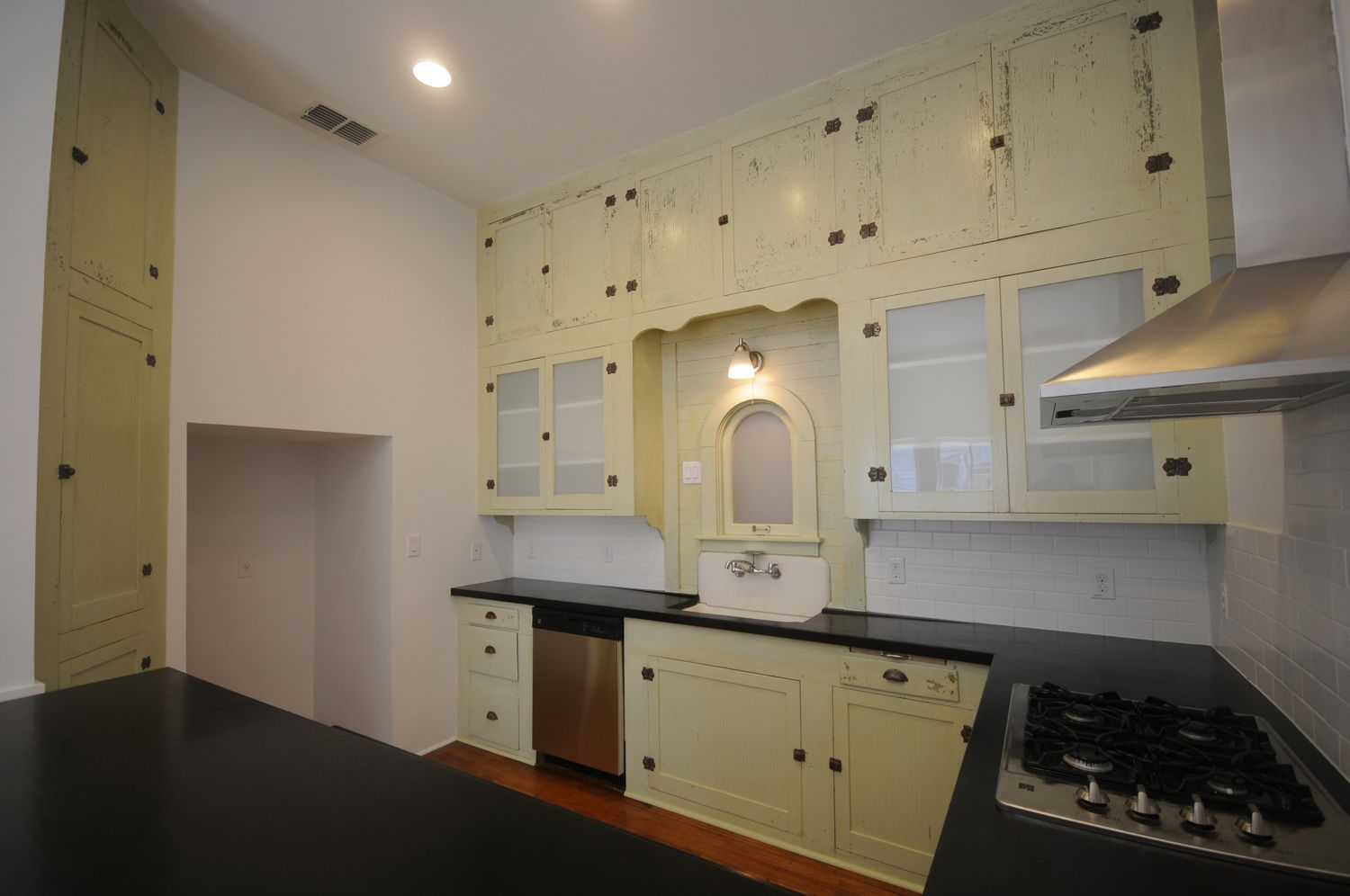 remodel old kitchen cabinets new house designs