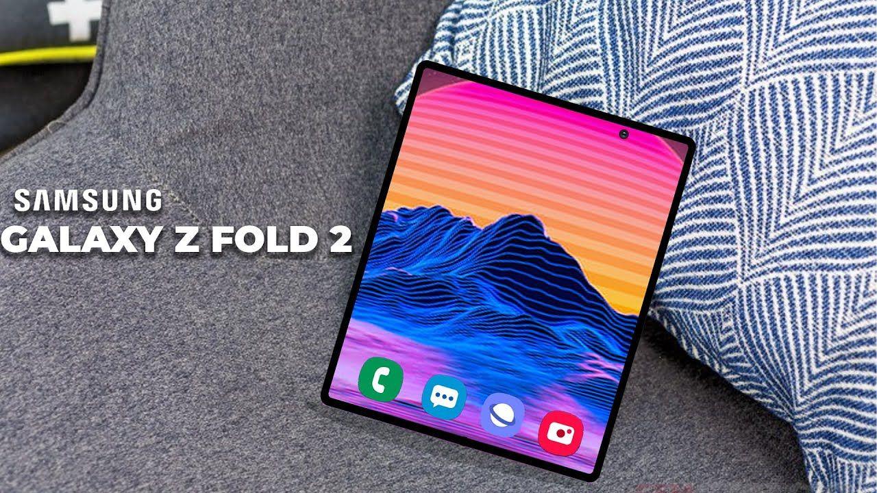 Samsung Galaxy Z Fold 2 In 2020 Samsung Galaxy Galaxy Samsung