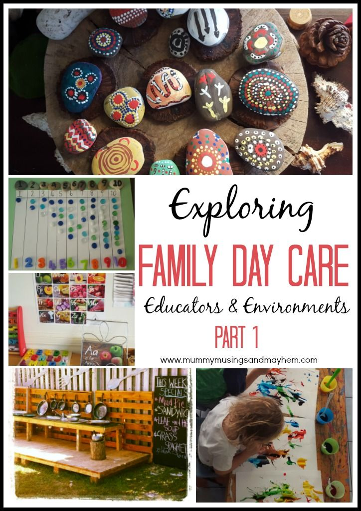 Get Inspired By These In Home Child Care Setup Ideas With: Family Day Care Educators And Environments