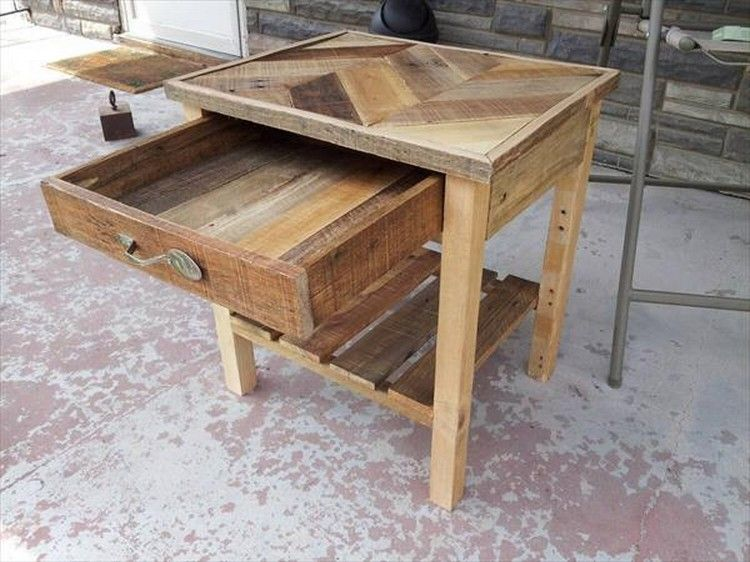 Pallet wood nightstand ideas pallets nightstands and pallet furniture pallet wood nightstand ideas solutioingenieria Image collections