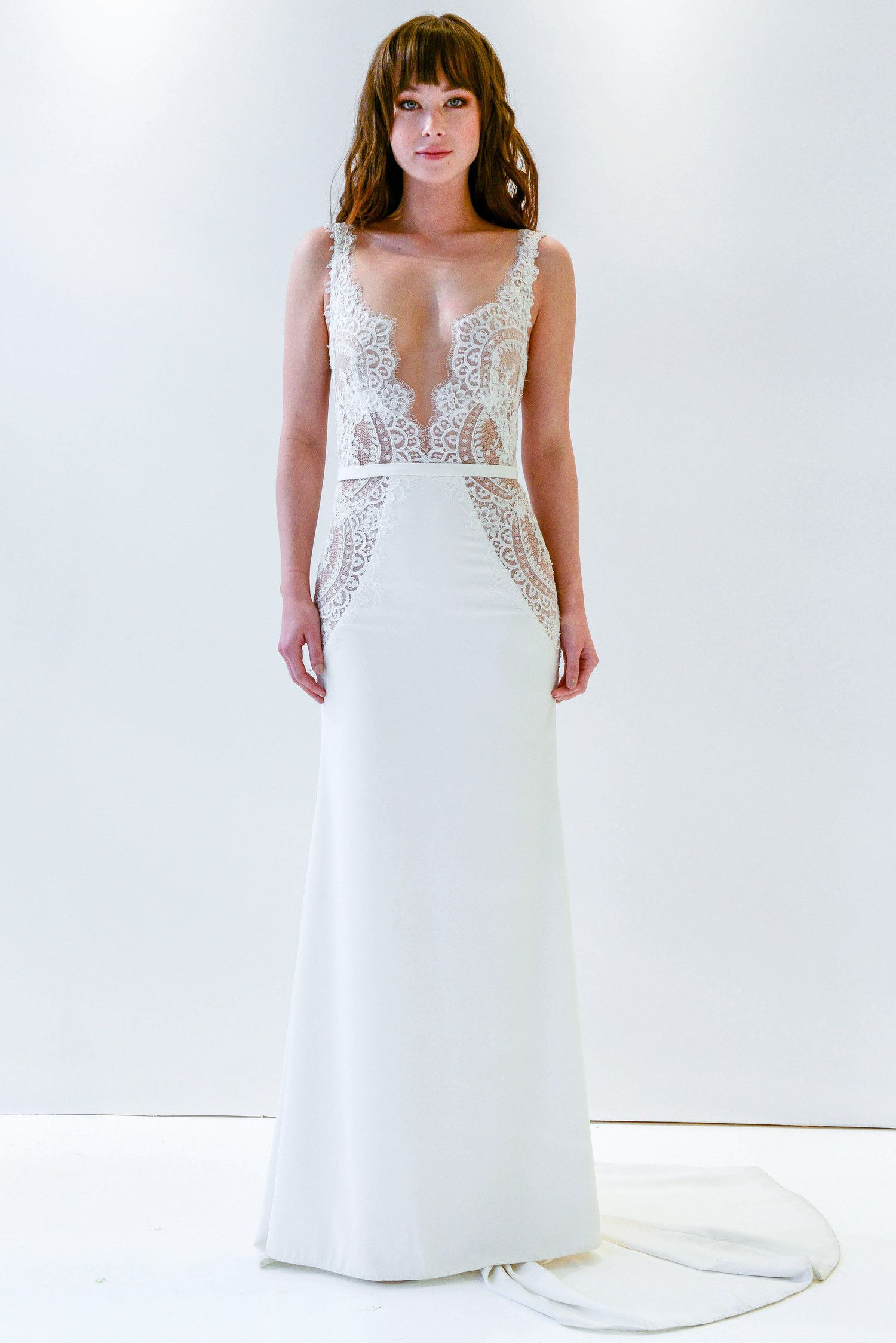 Turn Heads With Wedding Dresses From Watters Spring 2015 Bridal Collection recommend