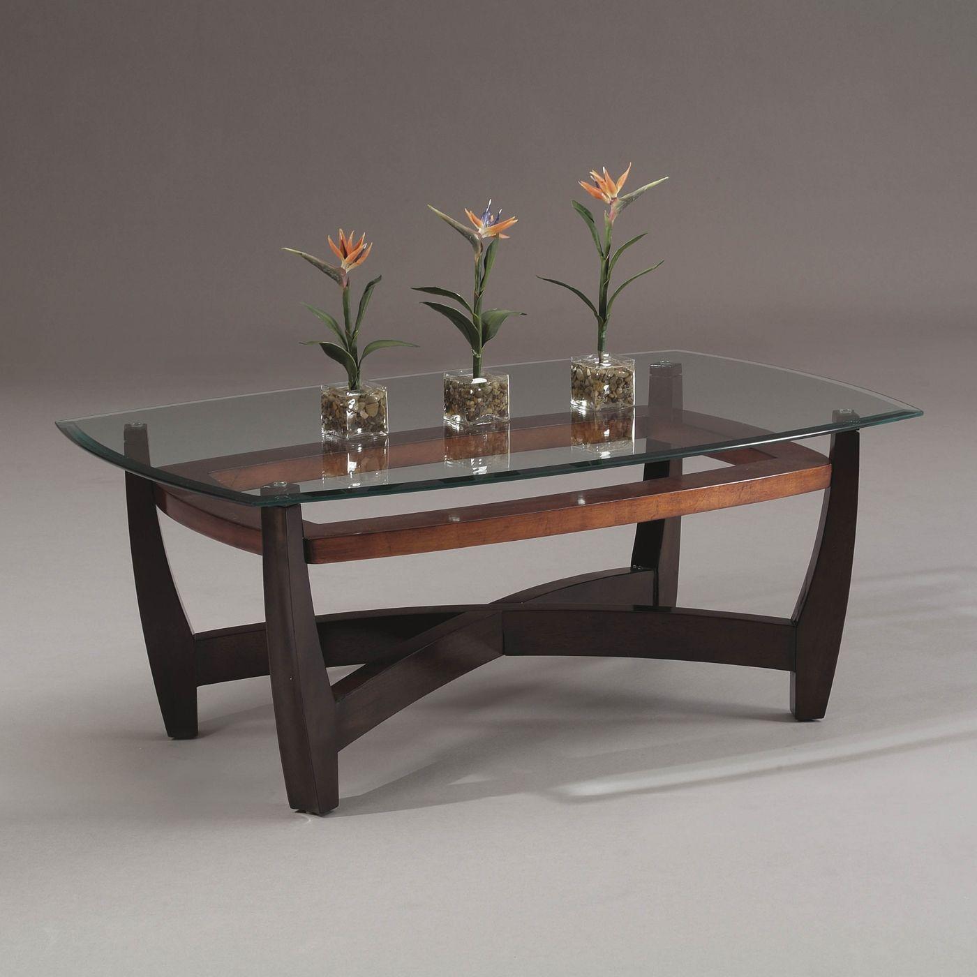 Bassett Mirror Company Elation Rectangular Cocktail Table T1078 100ec T1078 411ec Bundle 476 Coffee Table Glass Wood Coffee Table Rectangle Cocktail Table [ 1400 x 1400 Pixel ]