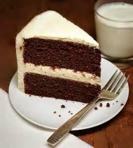 Diabetic Enjoying Food: YUMMY CHOCOLATE LAYER CAKE