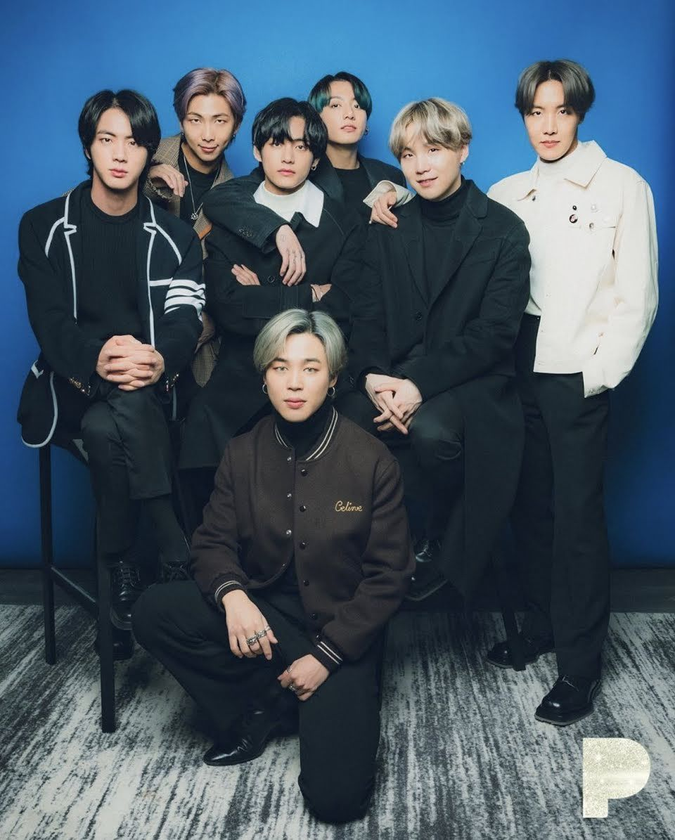 The Results Are In For The 2020 Overseas Hallyu Survey And One Thing Might Surprise You Most Of The Groups On The List Are From K Pop S In 2020 Bts Group Bts Foto