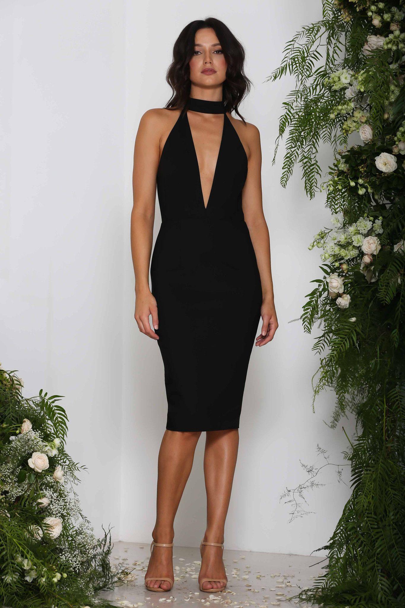 Elle Zeitoune - Zara Dress- Black | Elle Zeitoune | Pinterest