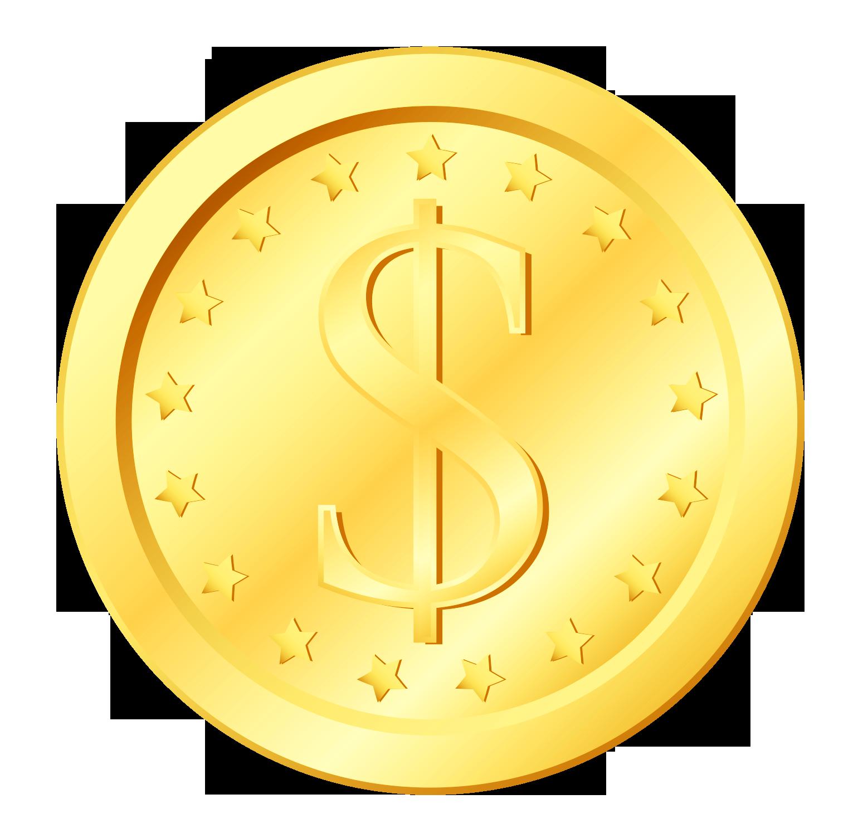Gold Coin Transparent PNG Clipart   Gold coins, Clip art, Gold (1540 x 1504 Pixel)