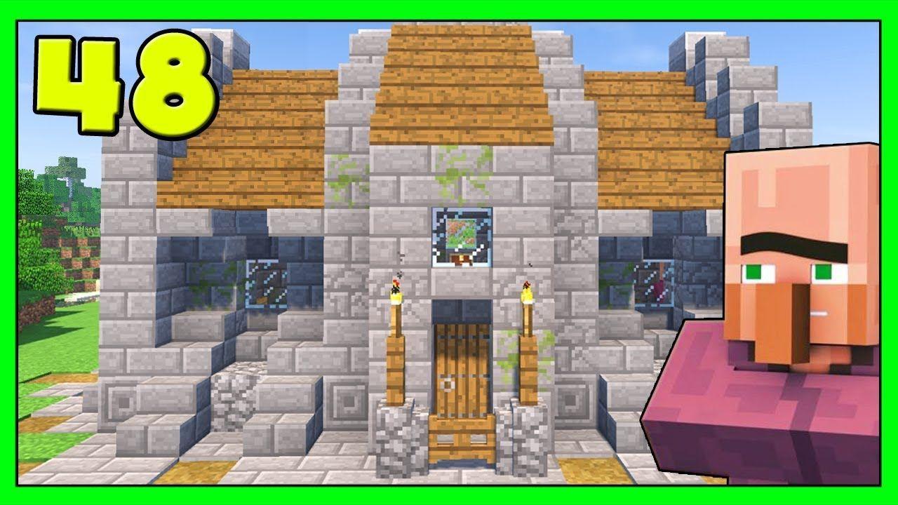 Minecraft Vanilla La Chiesa Del Chierico 48 YouTube