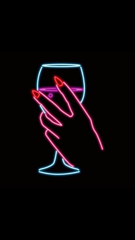 Neon Wallpaper Pink Aesthetic ~ Wallpaper HD pada tahun 2020 ...