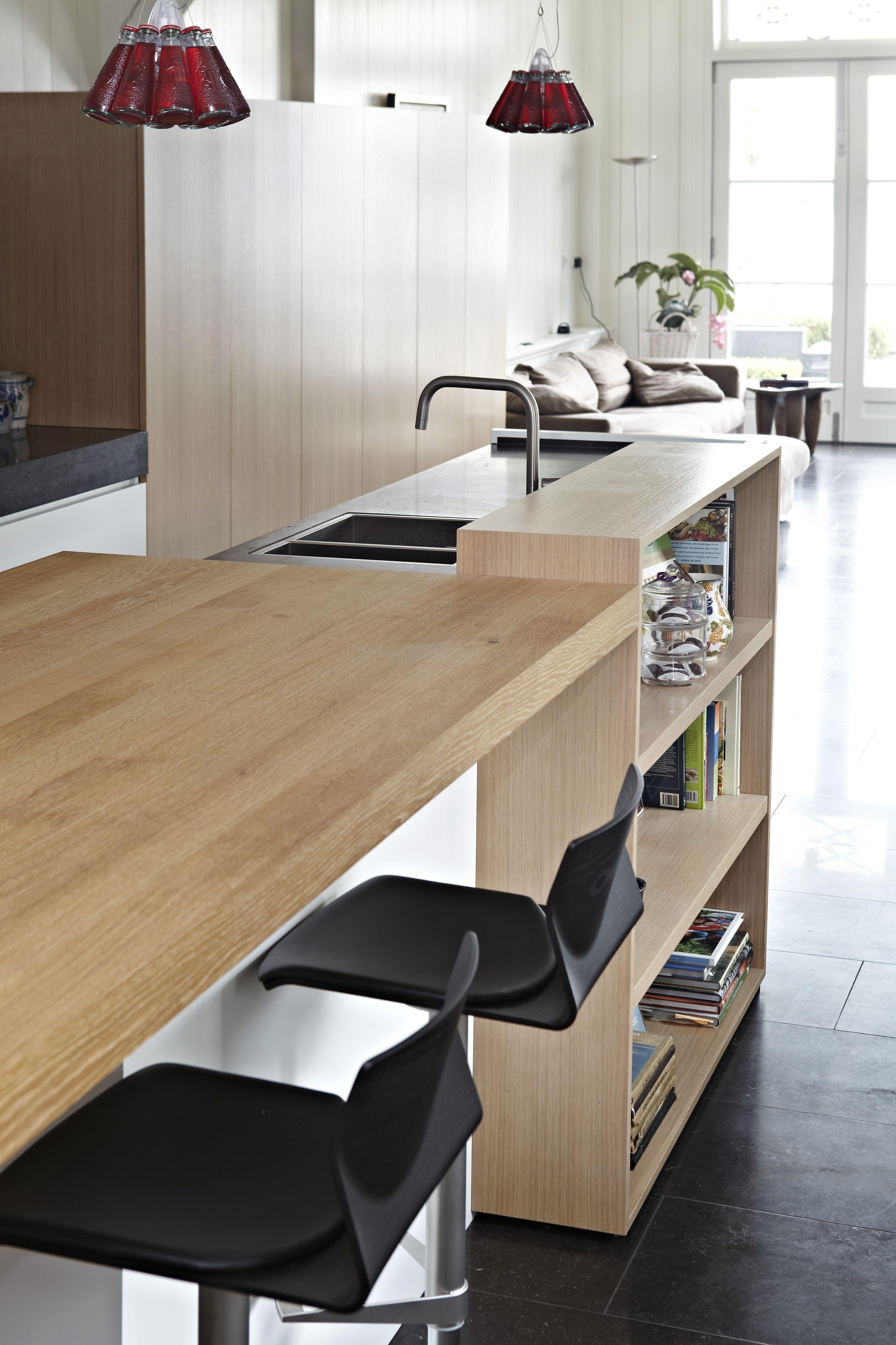 keuken tegels landelijke stijl : Keuken Balken Plafond Eiken Hout Landelijke Stijl Tegel