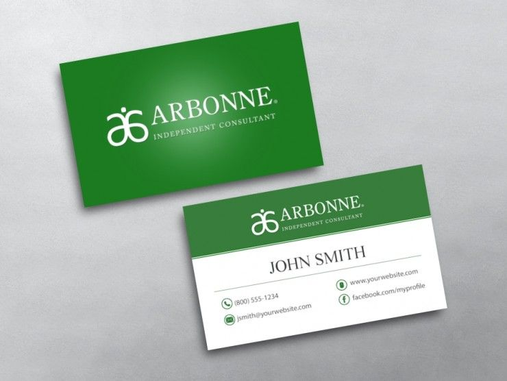 Arbonne Business Cards Free Shipping Arbonne Business Cards Arbonne Free Business Cards