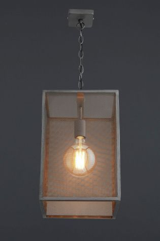 Mesh single pendant living roon pinterest uk online ceiling buy mesh single pendant from the next uk online shop aloadofball