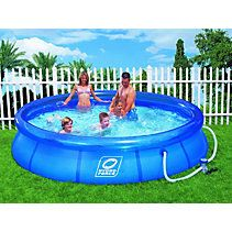 99 Hydroforce Simple Set Soft Sided Pool 12 Ft X 12 Ft X 30 In Pool In Ground Pools Above Ground Pool