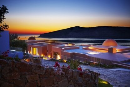 Domes of Elounda, Crete, Greece