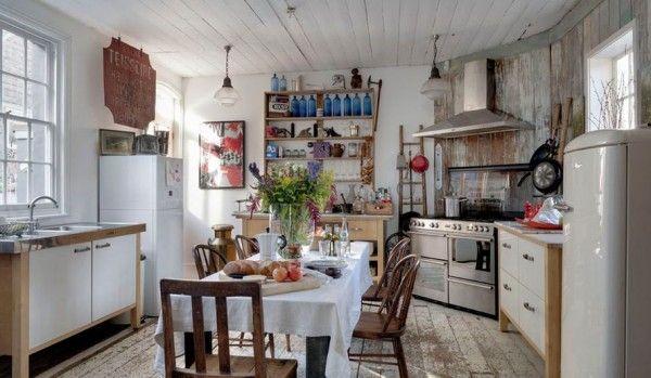Imprescindibles en una cocina de estilo shabby chic Ideas para and