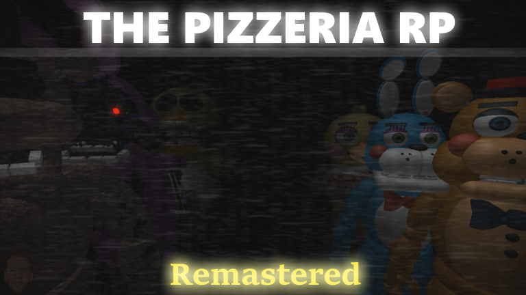 Second Map The Pizzeria Roleplay Remastered Roblox New New