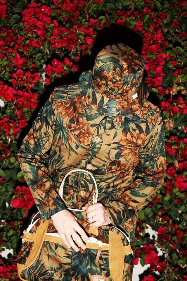 Stussy s květinovou Deluxe kolekcí