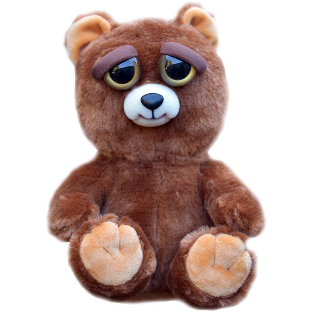 Feisty Pets Sir Growls A Lot 8 5 Plush Bear Plush Animals Pets Plush Dolls