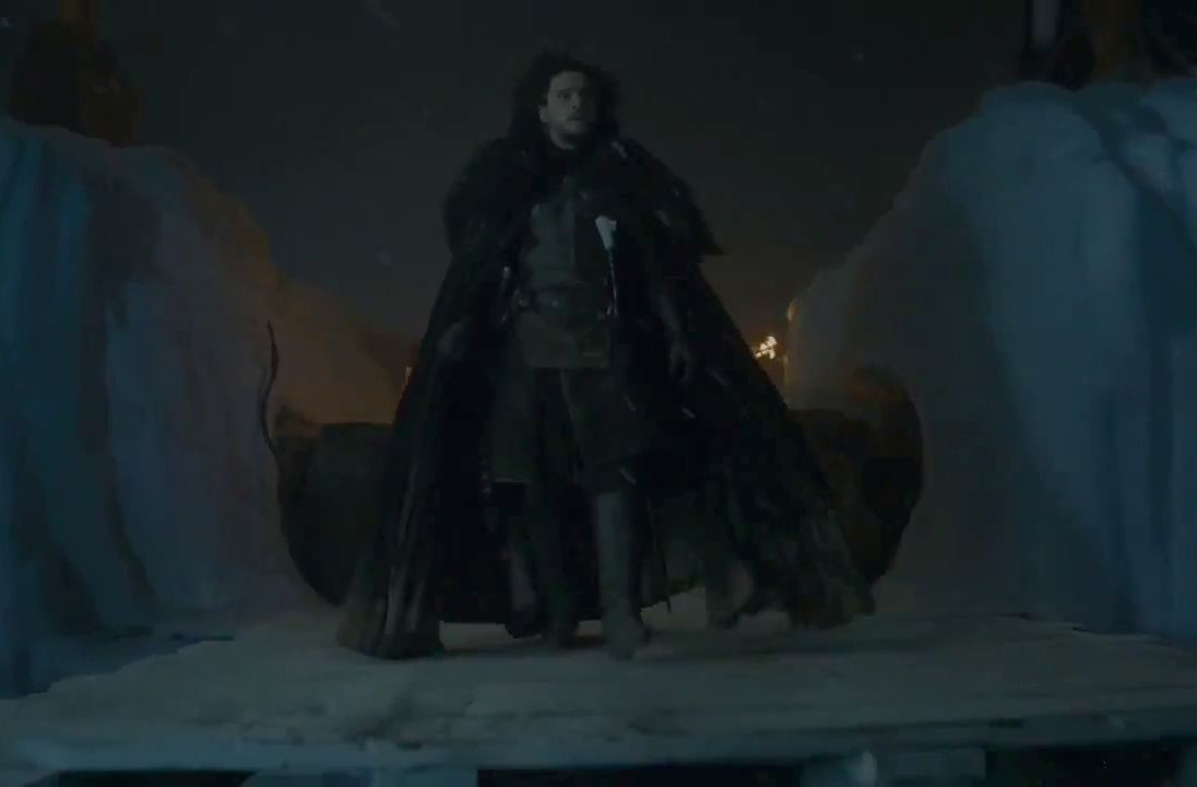 Game Of Thrones Jon Snow The Watcher On The Wall Game Of