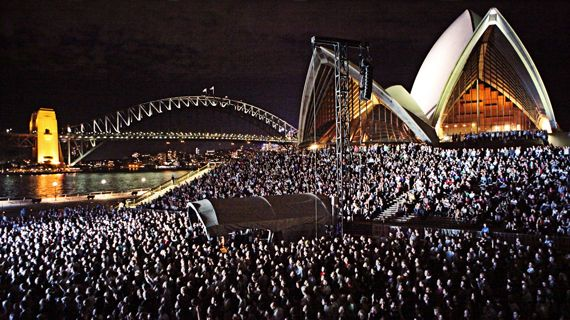Sydney opera house future plans