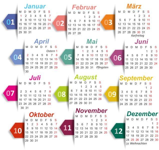 87 Fascinating 2018 Printable Calendar Templates