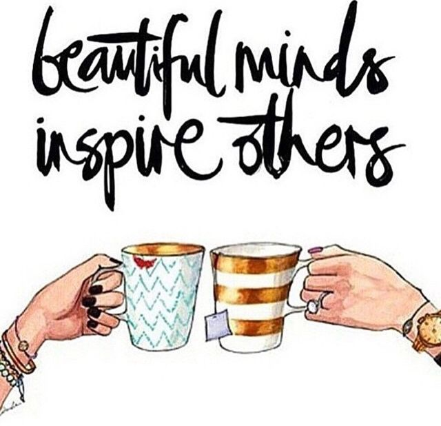 Beautiful minds | Inspirational quotes, Positive quotes ...