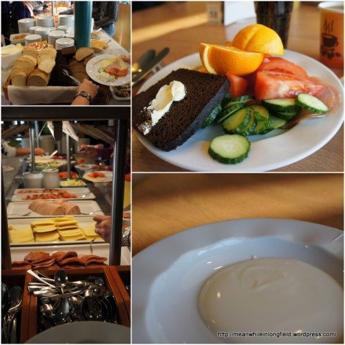 Tallink Starin aamupala