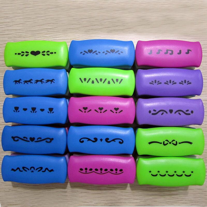 20 kind punch embossing diy border paper punch edge lace