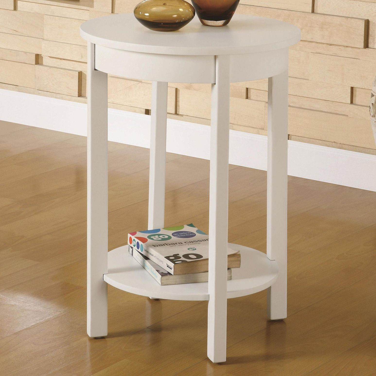 100 Round Bookshelf Table Americas Best Furniture Check More At Http Livelylighting Com Ro Small Round Bedside Table Small Bedside Table White Side Tables [ 1547 x 1547 Pixel ]
