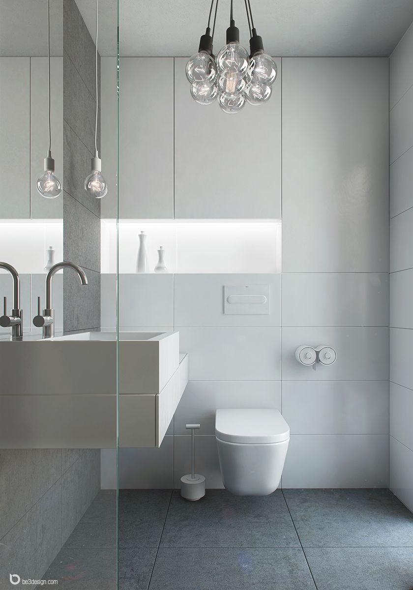 _concretebath | furdo (bathroom) | Pinterest | Late work and Modern