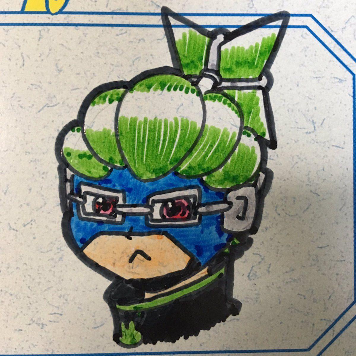 ARMS Ninjara by 瞬乃まいたけ (@Sakasa_geoglobe)   Twitter
