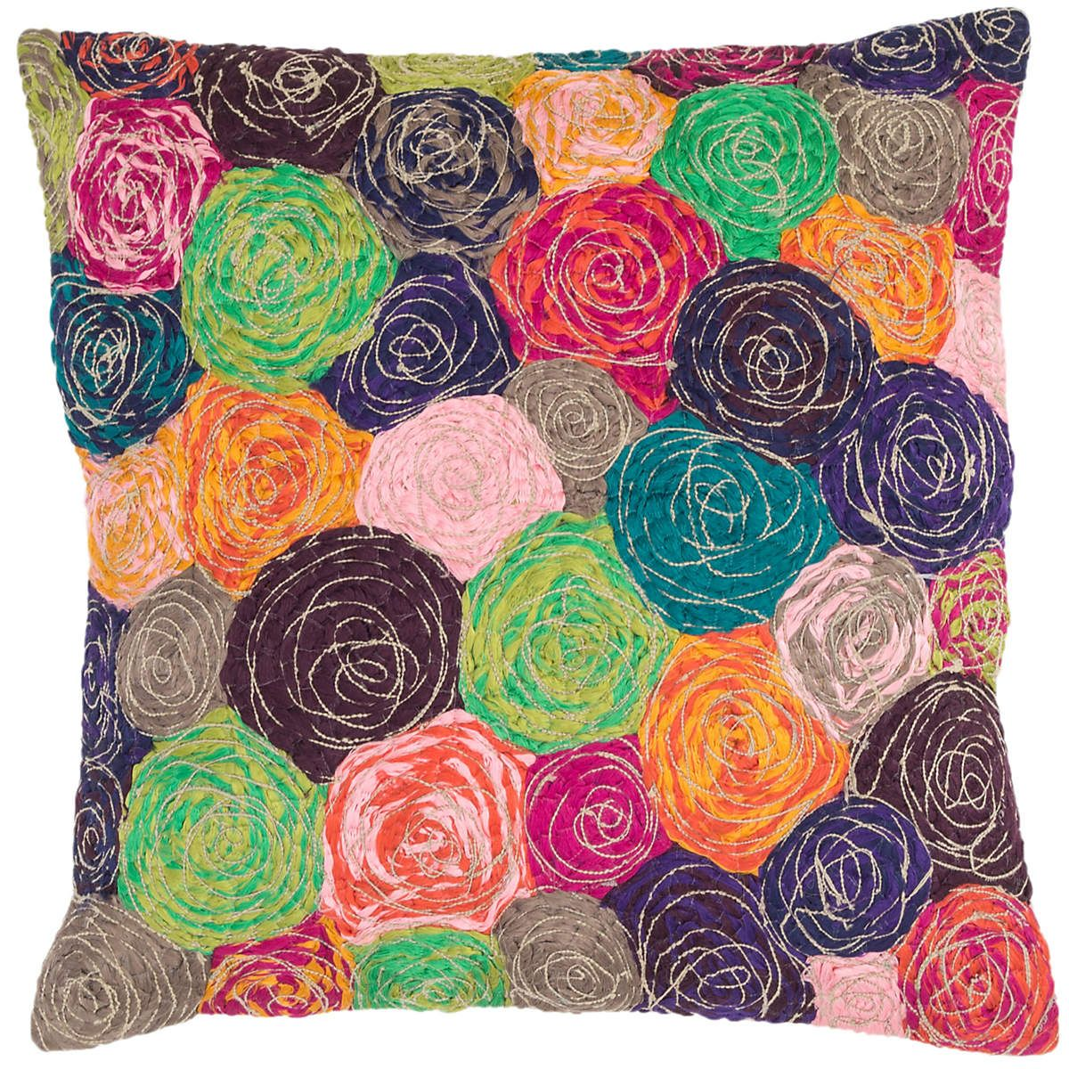 Another of our textile works of art from our bright bohemian
