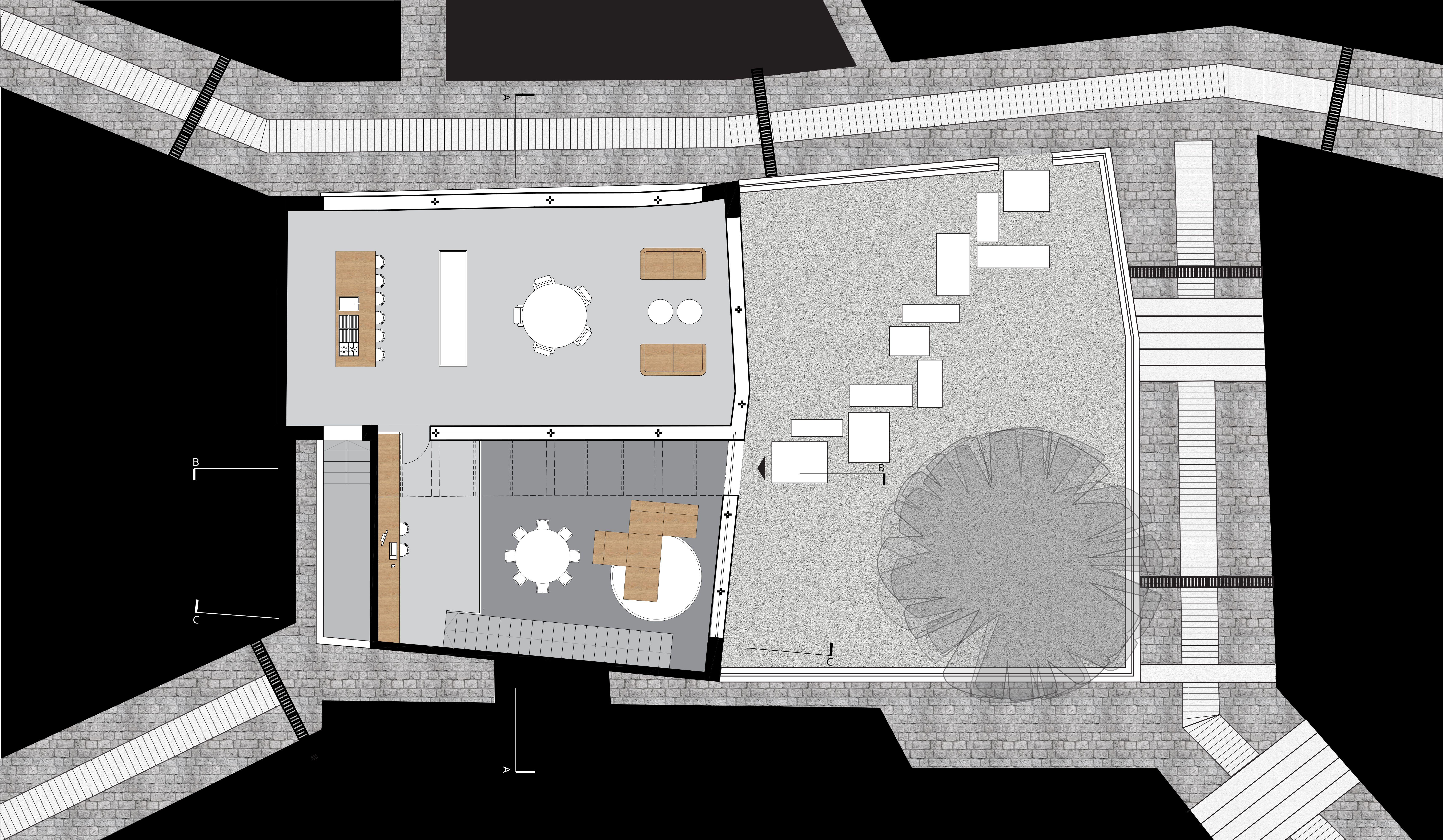 בית אבן עתיק Interior Architecture Design Stone House Interior Architecture