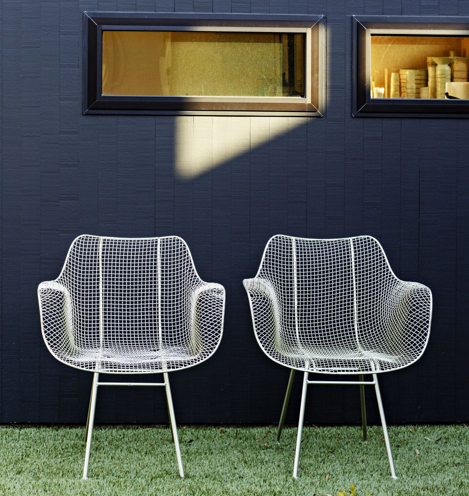 Awesome Modern Wire Chair Patio Wire Chair Outdoor Chairs Creativecarmelina Interior Chair Design Creativecarmelinacom