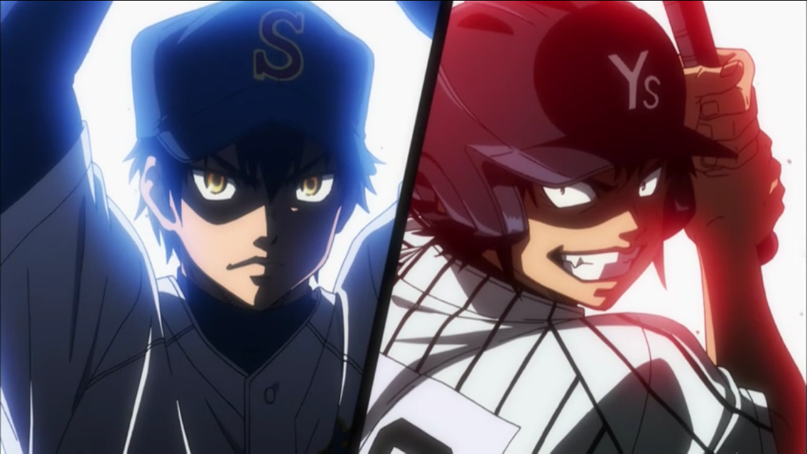 For some reason I really want them to run into each other outside of baseball and like have lunch or something