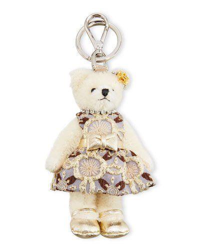 273dca825d62 D2EU4 Prada Linda Bear Keychain with Party Dress   Charm bear in ...