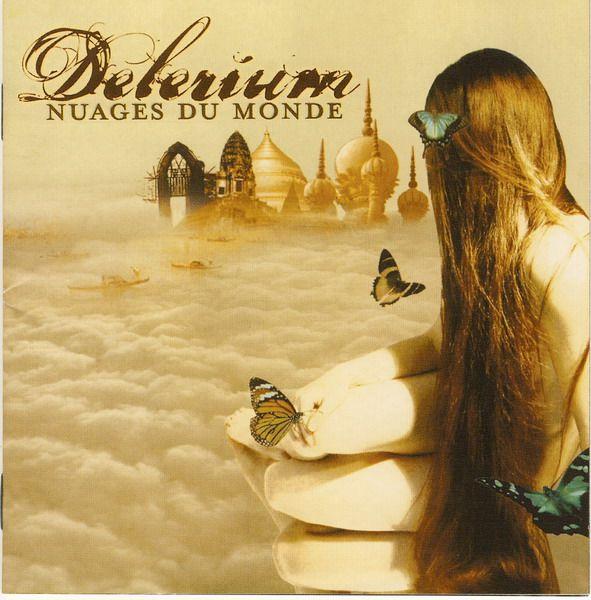 great artwork to Delerium's album