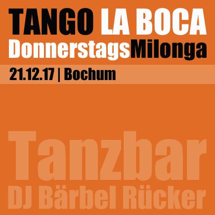 La Boca Bochum donnerstagsmilonga im la boca bochum mit dj bärbel rücker
