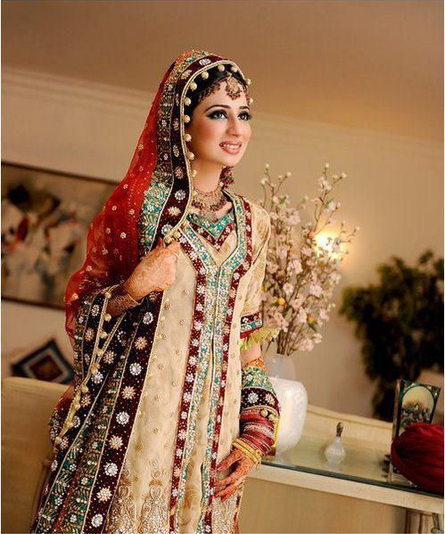 Pakistani Bridal Dresses Consist Of Lehenga Gharara And Salwar Kameez These All Go With Long Shirts There Is A Lot Range Work On