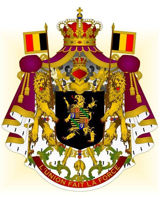 Léopold Ier Wettin (Cobourg, 16 décembre 1790 - Laeken, 10 décembre 1865) Prince de Saxe-Cobourg-Saalfeld, puis Prince de Saxe-Cobourg-Gotha (1835), Duc de Saxe Roi des Belges (1831)
