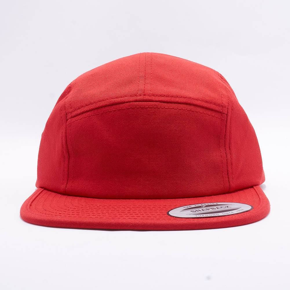 c5242bd7c2bf0 Wholesale Yupoong 7005 Classic Jockey Camper Hat  Red