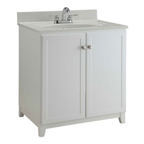 Furniture Style Vanity Cabinet 30
