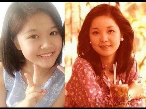 泰國16歲少女朗嘎拉姆 是鄧麗君轉世  無法解釋的謎團(Reincarnation of Teresa Teng)