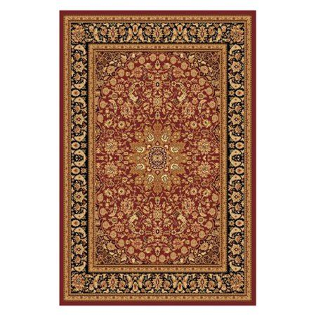2800 330 Red Rectangle Rug