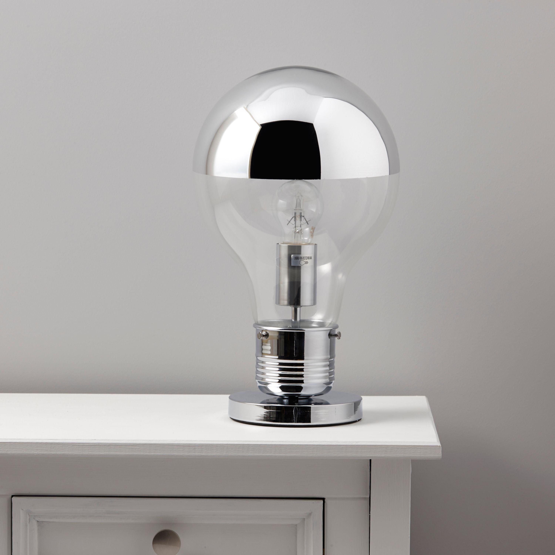 Colours Idea Table Lamp Departments Diy At B Q
