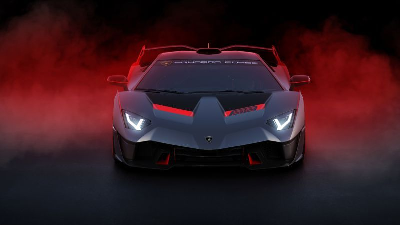 Download the best Lamborghini SC18 wallpapers 4k and HD images for desktop and m…