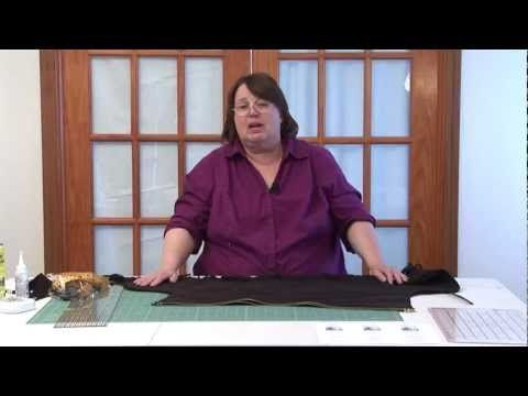 Sew Your Own Show Clothes ~ Volume 2 ~ Chaps Instructional Video ...