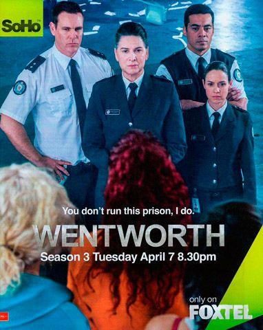 Wentworth season 3. The best season so far ❤️